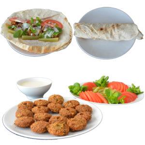 falafel libanesisch